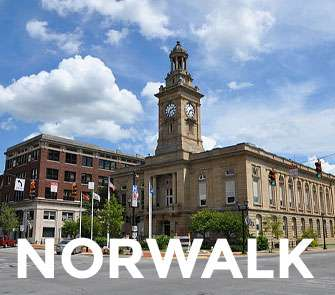 Search real estate in Norwalk, Ohio